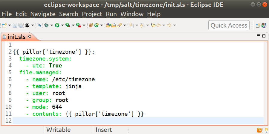 Text editor plugins for Salt states and YAML/Jinja | Salt Tips